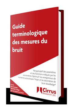 Guide Terminologique des Mesures du Bruit