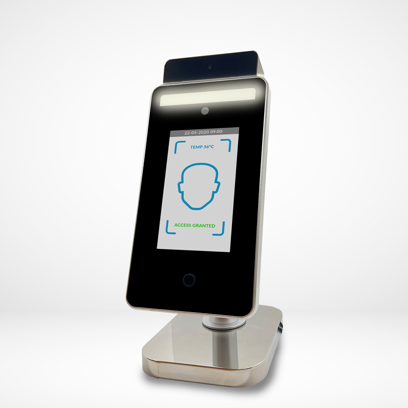 IR Sentinel contactless temperature detection system for Covid-secure compliance