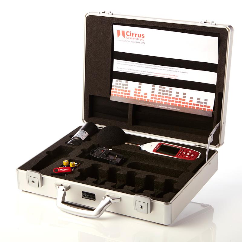 kit complet sonometre optimus