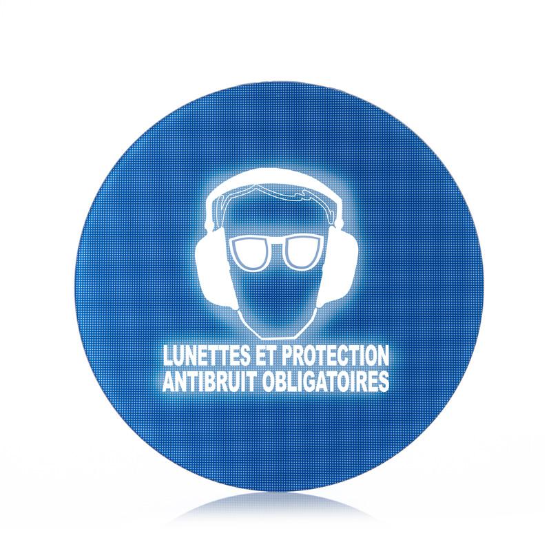 Lunettes et Protection Auditive Obligatoire