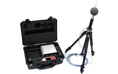 mesurer le bruit en exterieur