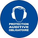 Protection Auditive Obligatoire
